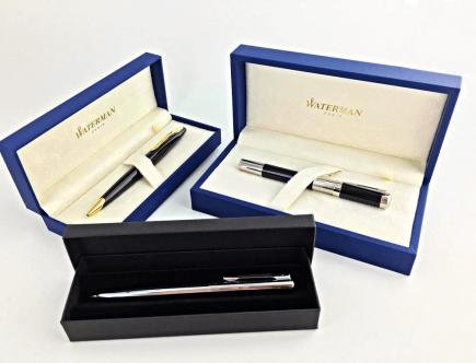 Een luxe gegraveerde pen kopen