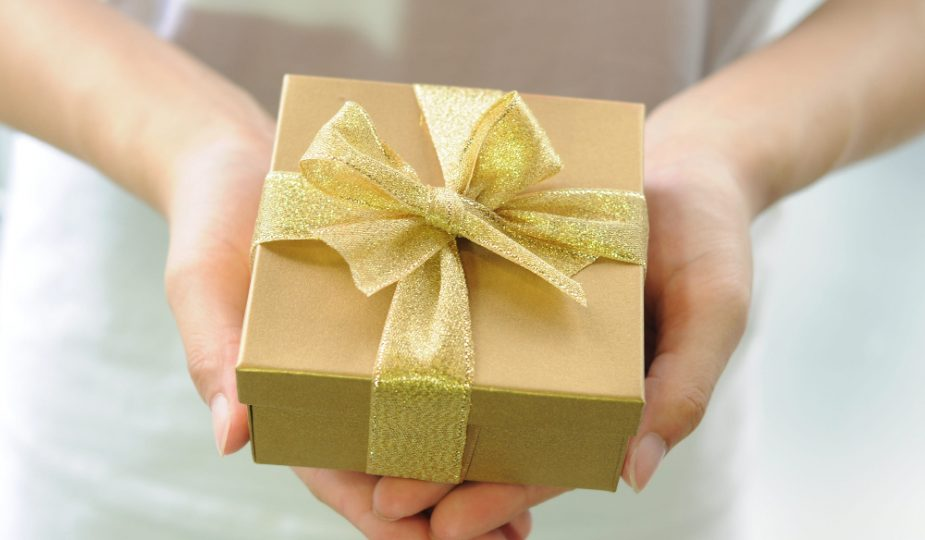 persoonlijke cadeau